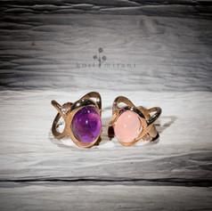 Colored stones 22
