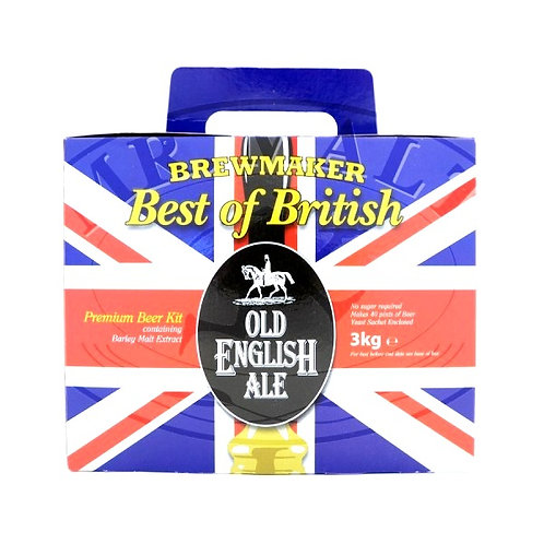 BREWMAKER BEST OF BRITISH OLD ENGLISH ALE