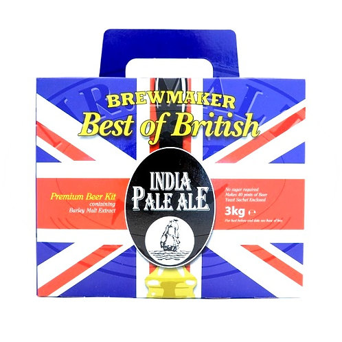 BREWMAKER BEST OF BRITISH INDIA PALE ALE