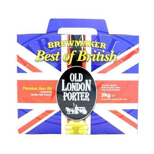 BREWMAKER BEST OF BRITISH OLD LONDON PORTER