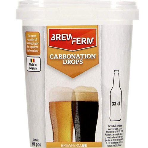 KARBONACIJSKE TABLETE BREWFERM 330ml