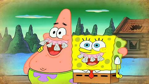 Spongebob-Squarepants TV promo