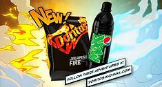 Pepsi Max-Doritos TV Advert