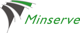 [The logo for the Minserve web-site]