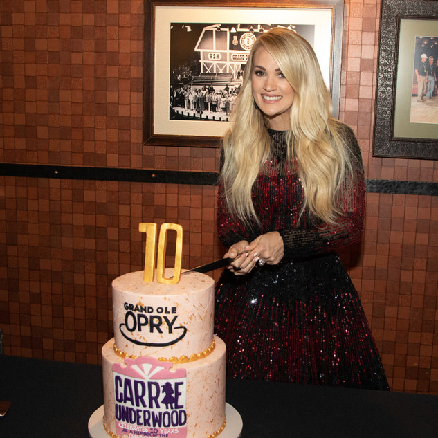 CARRIE'S 10 YEARS