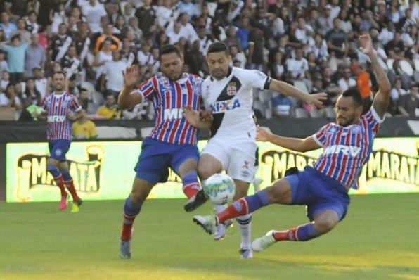 Bahia e Vasco têm os elencos mais valiosos da Série B, mas tem desempenhos questionáveis na competição