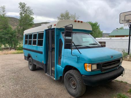 Happy Camper - 1998 Short Bus