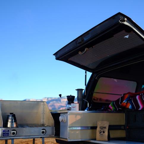 Landcruiser 4x4 camper