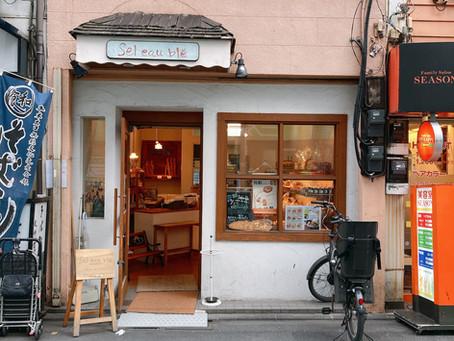 武蔵小山のパン屋さん