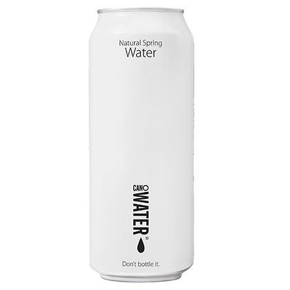CanO Water - Still Water (330ml) Eco Friendly