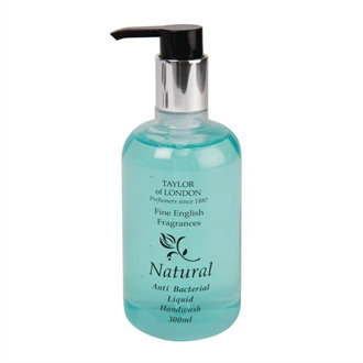 Anti Bacterial Hand Wash - 300ml Taylor of London
