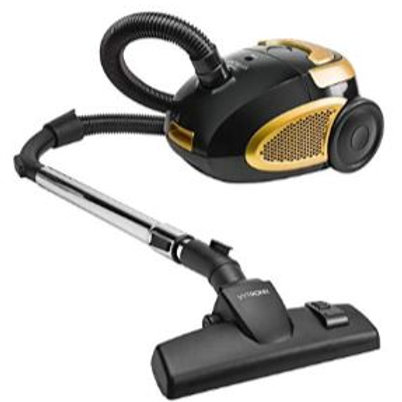 Compact Powerful Turbo Bagged Cylinder Vacuum Cleaner Hoover