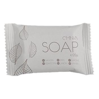 10x Omnia Pack of Bar Soap 20g