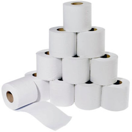 Pack of 36 Rolls - 200 Sheet 2 Ply Pack Toilet Roll Tissue