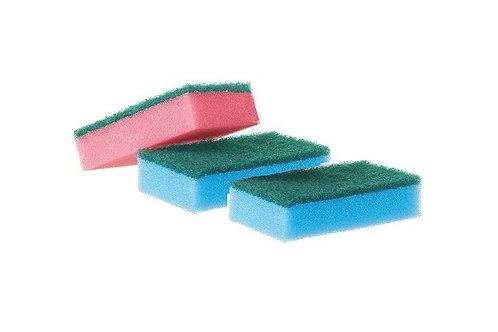 Sponge Scourer Pack of 3