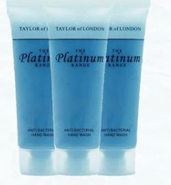 5x Anti Bacterial Hand Wash - 30ml Taylor of London