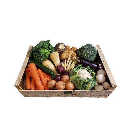 Selection of Fresh Fruit & Vegetables Delivered (London Only)