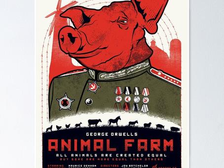Book Review: Animal Farm