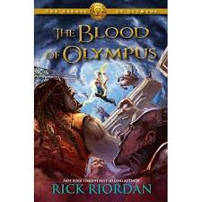 Book Review: The Blood of Olympus