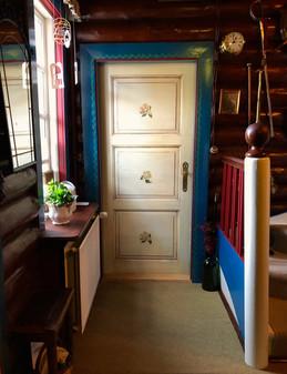 Døren i gangen