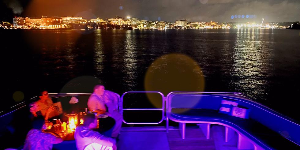 Sunset Dinner Cruise Thursday 22nd July 6:00pm-9:00pm