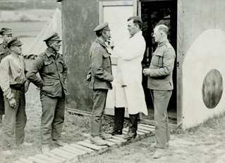 Canadian Army Dental Corps: Born 100 years ago of war