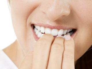 Nail biters, beware: Teeth grinding is next