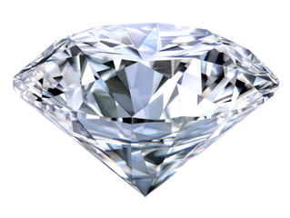 Diamonds -- a tooth's best friend?