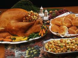 For your teeth, Thanksgiving dinner is a real food fight!