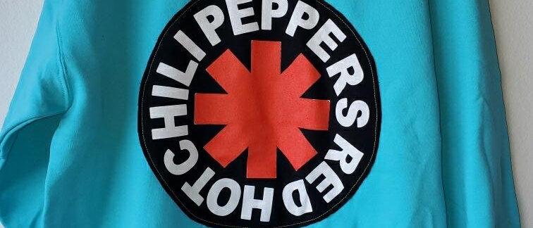Red Hot Chili Peppers Sweatshirt