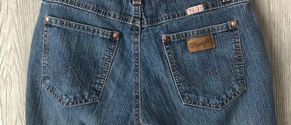 Vintage Wrangler Cut Off Shorts Size 1/2