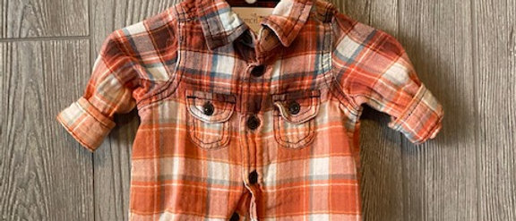 Infant Flannel 3 months