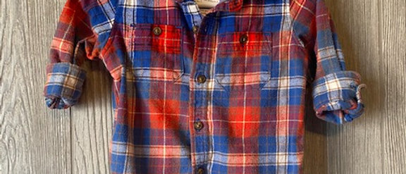 Infant Flannel 9 months