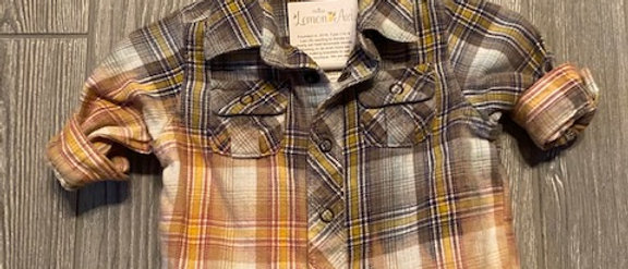 Infant Flannel Newborn