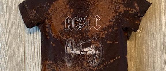 AC/DC Infant/Toddler Acid Splashed T-Shirt