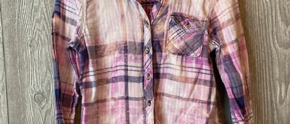 Youth Lightweight Plaid Size 14