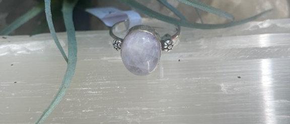 Rainbow Moonstone Ring Size 9.5