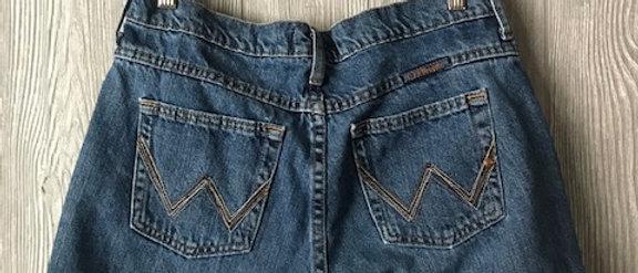 Vintage Wrangler Cut Off Shorts Size 7/8