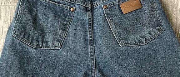 Vintage Wrangler Cut Off Shorts Size 30