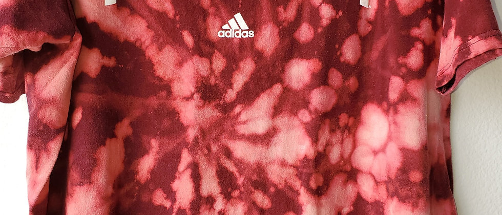 Vintage Tie Dye TEXAS A&M Shirt-Large