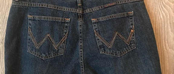Vintage Wrangler Cut Off Shorts Size 13/14