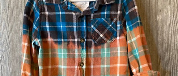 Toddler Flannel 5T