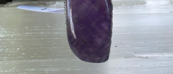 Amethyst Lace Ring Size 7