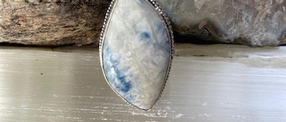 Lapis Lace Ring Size 9