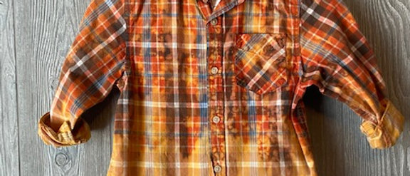 Youth Lightweight Plaid Size 6
