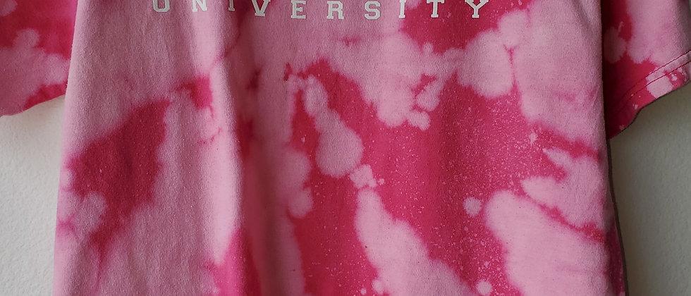 Vintage Tie Dye BAYLOR UNIVERSITY Shirt-Large