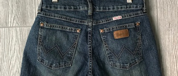 Vintage Wrangler Cut Off Shorts Size 0