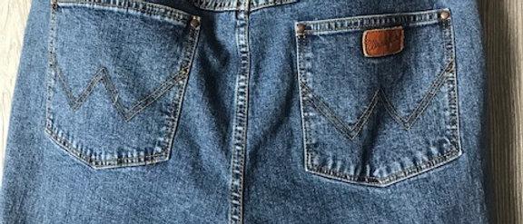 Vintage Wrangler Cut Off Shorts Size 18