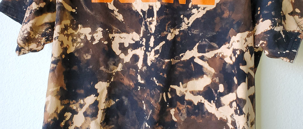 Vintage Tie Dye BOONE Shirt-Large