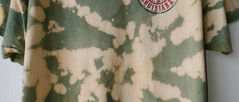 Vintage Tie Dye NEW ORLEANS Shirt-XL